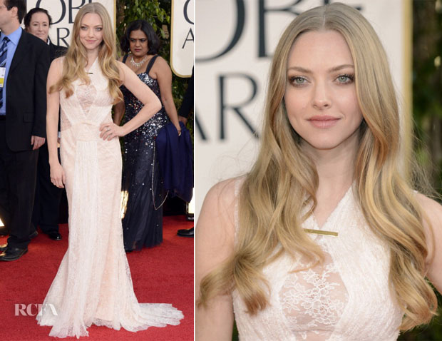 Amanda Seyfried in Givenchy