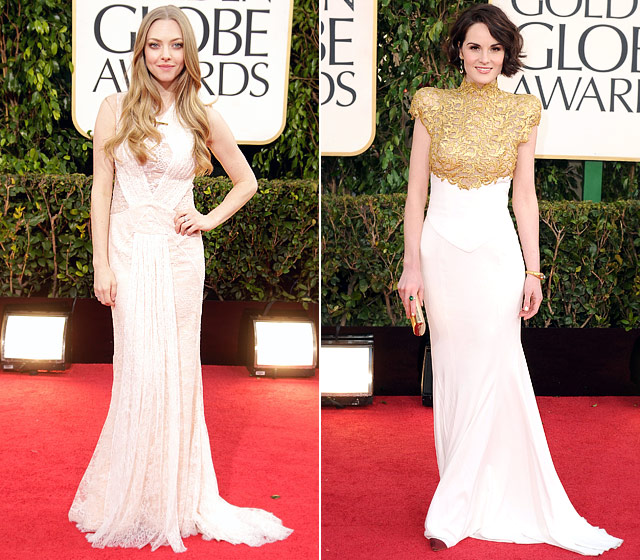 Amanda Seyfried, Michelle Dockery, people.com